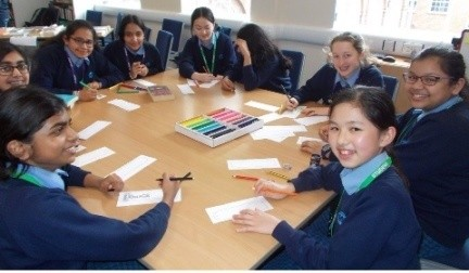 Library - Design A Book Mark Competition - March 2019