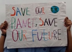 Parliamentary Petition & Nonsuch Climate Change Video